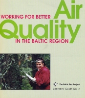 Learners' Guide 2 - Working for better Air Quality in the Baltic Region.