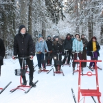 BSP Wintercamp January 11-13, 2013 in Estonia
