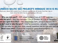 BSP WebQuiz 2018 is open to participate