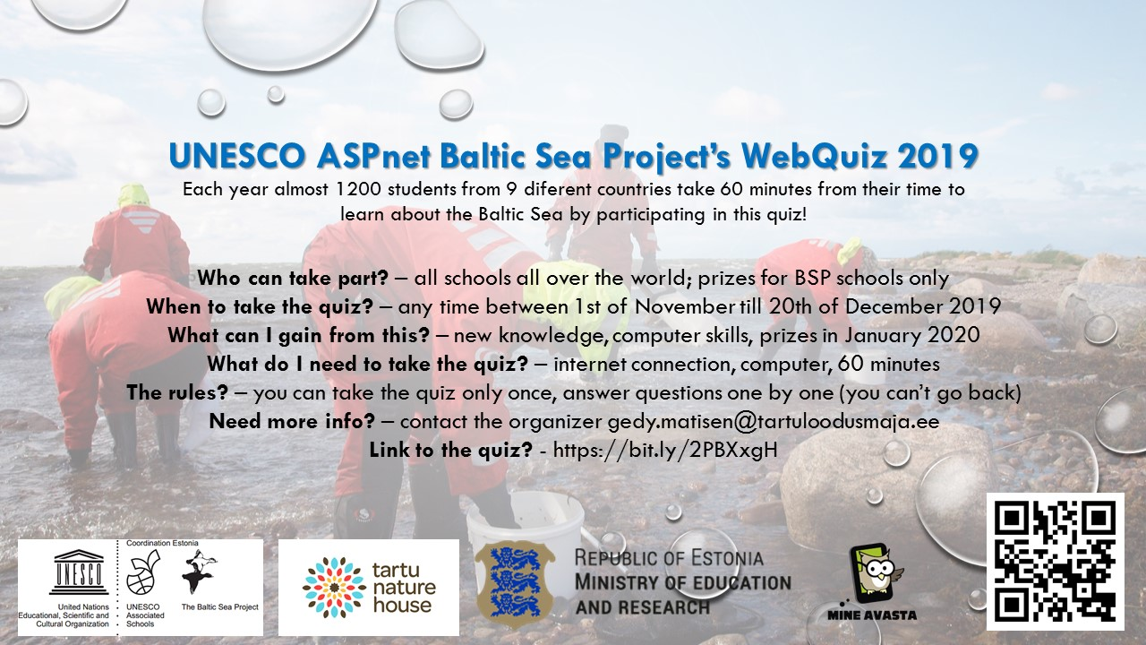 The Baltic Sea Project